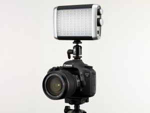 Croma Variable Color On-Camera LED