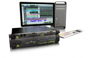pro tools hd series interfaces