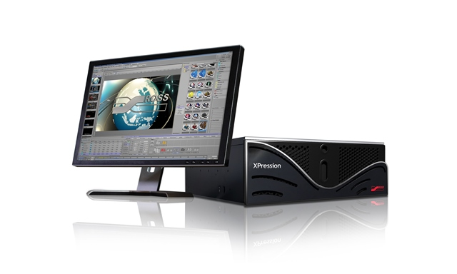 Xpression On-Air Graphics System
